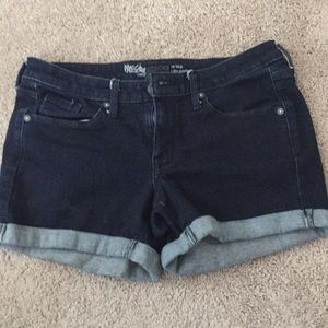 Jean shorts Mossimo size 4/27